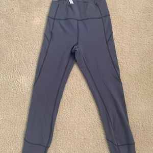 "Lululemon In Movement Leggings 25"" Moonwalk"